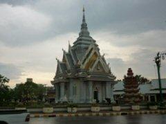 コンケン市のラック ムアング(市の柱)