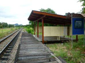 国鉄ワーコー駅(駅らしくない駅?)