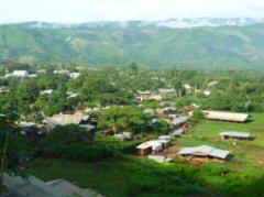 ミャンマーの田舎の風景(パヤトンズー)